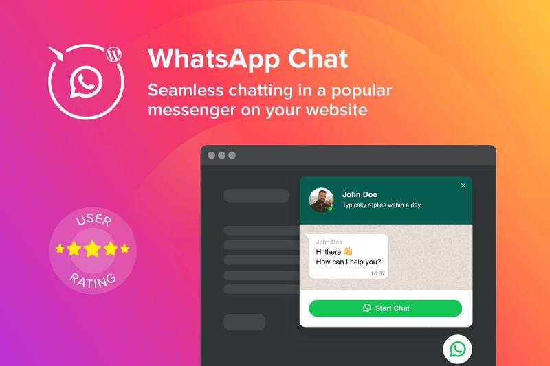 WordPress WhatsApp Plugin