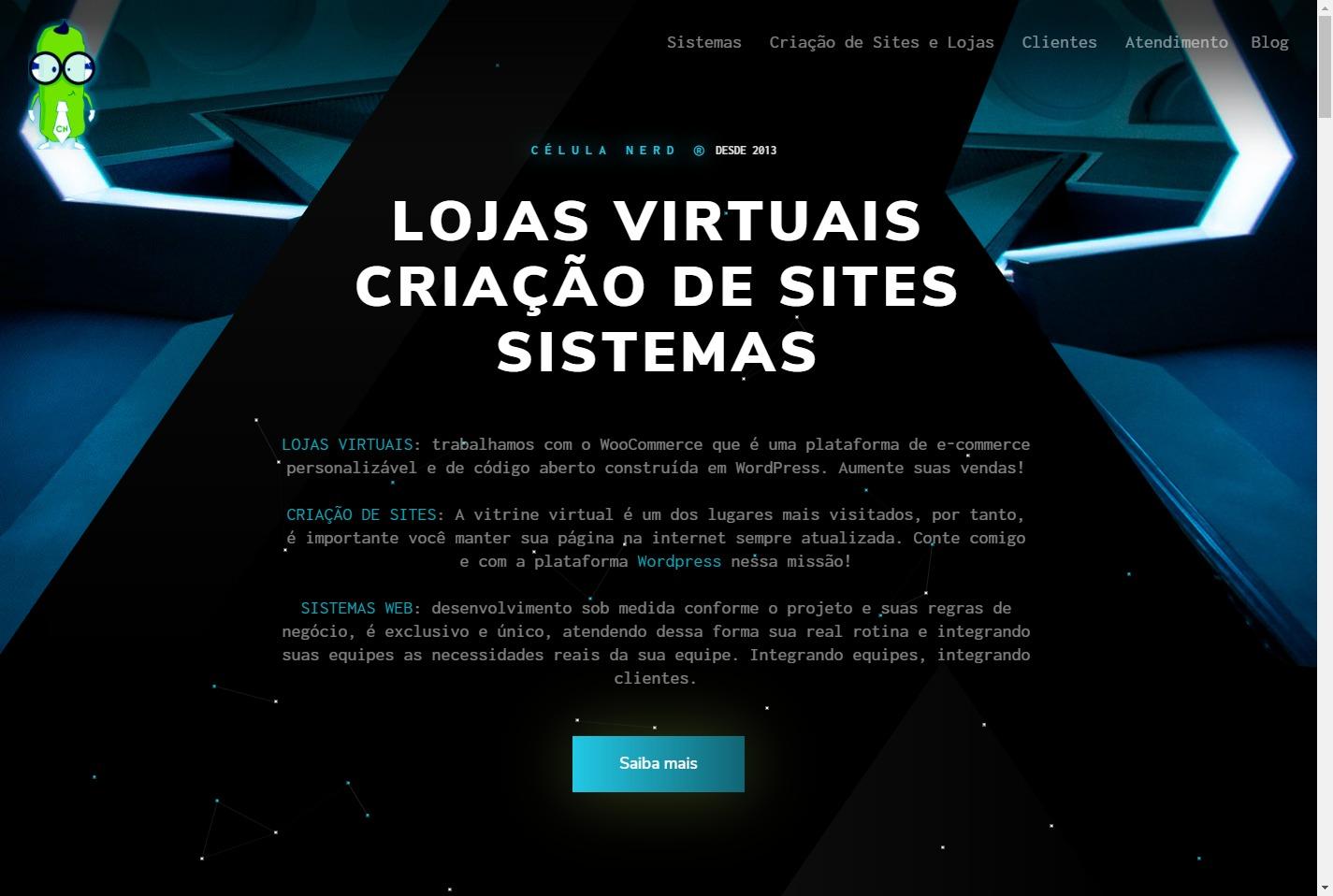10 Melhores novos sites, Julho 2021
